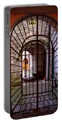Gated Passage Portable Battery Charger