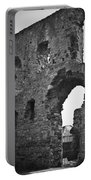 Gatehouse At Nenagh Castle Ireland Portable Battery Charger