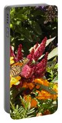 Gathering Nectar  Portable Battery Charger