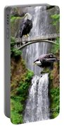 Gathering Of Eagles Portable Battery Charger