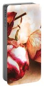 Gathering Rosebuds Portable Battery Charger