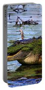 Gator Growl Portable Battery Charger
