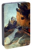 Gauguin: Alyscamps, 1888 Portable Battery Charger