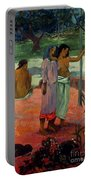 Gauguin: Call, 1902 Portable Battery Charger