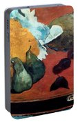 Gauguin: Fete Gloanec, 1888 Portable Battery Charger