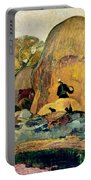 Gauguin: Haystacks, 1889 Portable Battery Charger