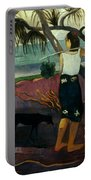 Gauguin: Pandanus, 1891 Portable Battery Charger