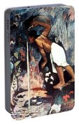 Gauguin: Pape Moe, 1892 Portable Battery Charger