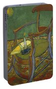 Gauguin's Chair Portable Battery Charger