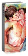 Gay Love Portable Battery Charger