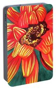Gazania Portable Battery Charger