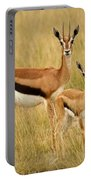 Gazelle Mother And Child Portable Battery Charger