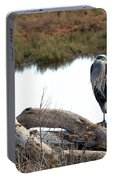 Gbh On Log Portable Battery Charger