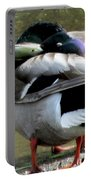 Geese Lovers Portable Battery Charger