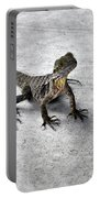 Gekko In Galapagos Portable Battery Charger