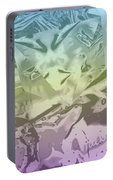 Gel Art Bw Tinted Portable Battery Charger