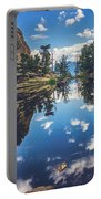 Gem Lake Reflections Portable Battery Charger