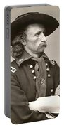 General Custer Portable Battery Charger