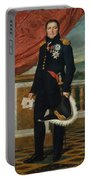 General Etienne  Maurice Gerard Jacques  Louis David  1816 Portable Battery Charger