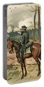 General Grant, Battle Of Shiloh, 1862 Portable Battery Charger