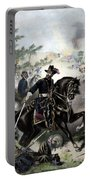 General Grant During Battle Portable Battery Charger