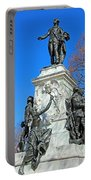 General Lafayette Memorial In Lafayette Square Portable Battery Charger