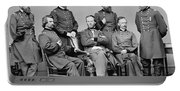 General Sherman And His Staff  Portable Battery Charger