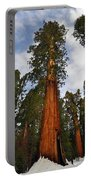 General Sherman Tree Portable Battery Charger