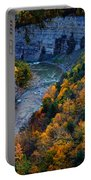 Genesee River Gorge II Portable Battery Charger