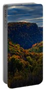 Genesee River Gorge Portable Battery Charger