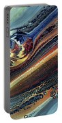 Genesis Of Decay Urban Abstract Portable Battery Charger