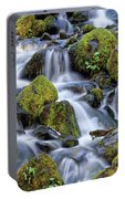 Gentle Cascade Portable Battery Charger