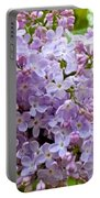Gentle Purples Portable Battery Charger