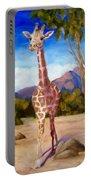 Geoffrey Giraffe Portable Battery Charger