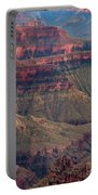 Geological Formations North Rim Grand Canyon National Park Arizona Portable Battery Charger