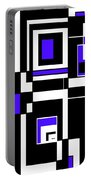 Geometric Pizazz 5 Portable Battery Charger