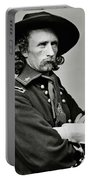 General George Armstrong Custer Portable Battery Charger