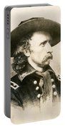 George Armstrong Custer  Portable Battery Charger