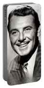 George Brent, Vintage Actor Portable Battery Charger