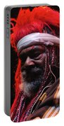 George Clinton Of Parliament Funkadelic Portable Battery Charger