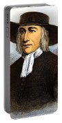George Fox, 1624-1691 Portable Battery Charger