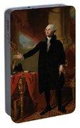 George Washington Lansdowne Portrait Portable Battery Charger