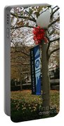 Georgetown Law Holiday Portable Battery Charger
