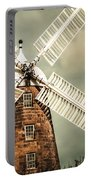 Georgian Stone Windmill  Portable Battery Charger