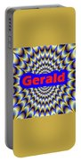 Gerald Portable Battery Charger