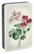 Geranium Variety Portable Battery Charger