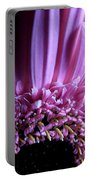 Gerber Daisy Watercolor Portable Battery Charger