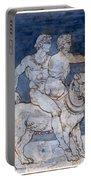 Gericault: Bacchus & Ariadne Portable Battery Charger