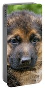 German Shepherd Puppy Portable Battery Charger