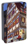 Germany Ulm Old Street Portable Battery Charger